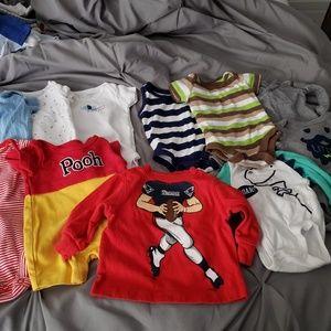 Newborn shirts/onesies